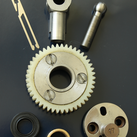 Schmietex Engineering: Naehwirktechnik: Ersatzteile